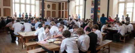 Школа-пансион в Англии