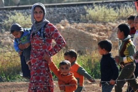 Беженцы в Испании