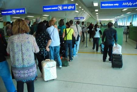 Процедура прохождения паспортного контроля