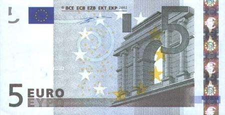 5 евро