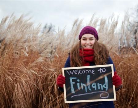 Добро пожаловать в Финляндию