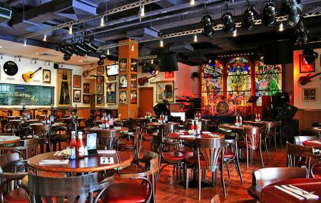 Хард Рок Кафе (Hard Rock Café) в Паттайе