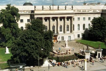Берлинский университет имени Гумбольдта