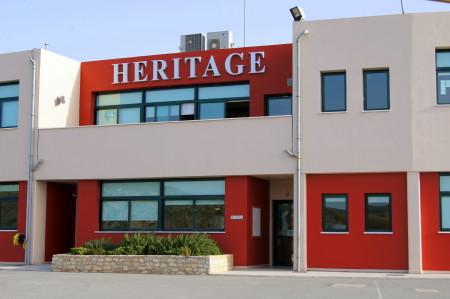 Частная школа Херитаж в Лимасооле Кипр