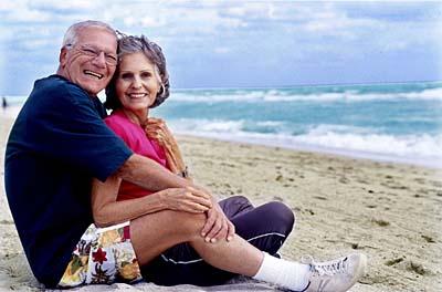 Польские пенсионеры на отдыхе