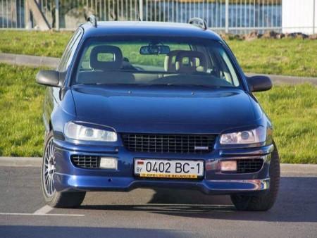 Машина из Беларуси