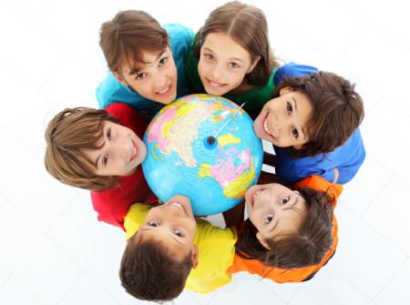 Дети со всего мира