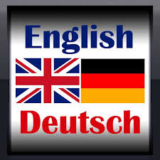 english and deutsch