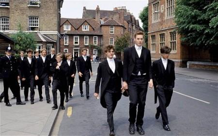 Школа для мальчиков в Англии