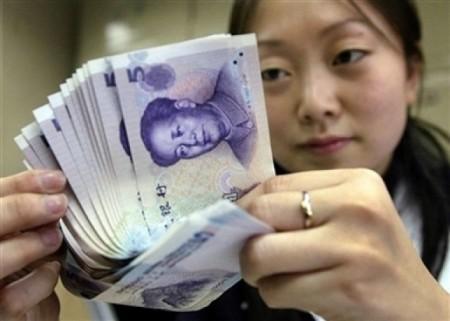 Деньги в Китае