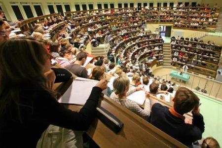Лекция в Германии