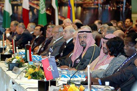 Встреча стран OПЕК