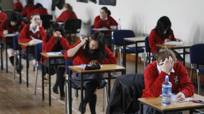 Экзамены в Англии