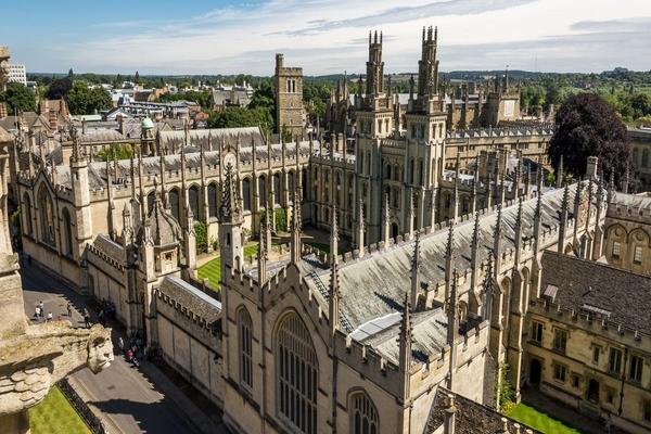 Университет Оксфорд