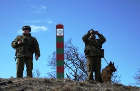 Охрана границ России
