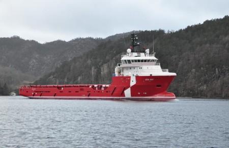 Оффшорное судно