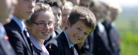 Ученики в Англии