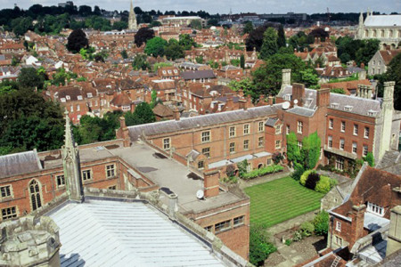 Школа-интернат Winchester в Англии