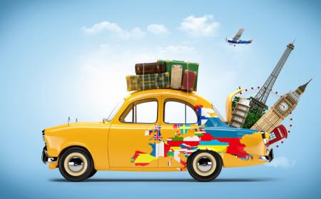 Путешествие за границу на автомобиле