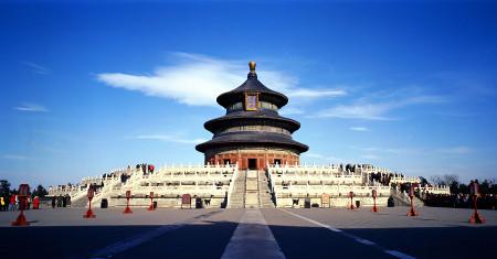 Храм Неба, Пекин, Китай
