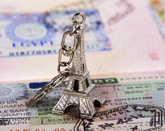 Оформление справки для получения визы во Францию