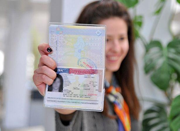 виза в сша с чистым паспортом