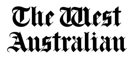 журнал The West Australian
