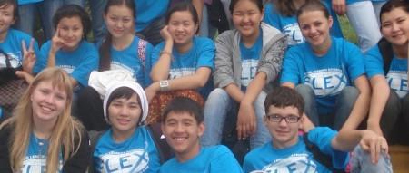 Студенты по обмену FLEX