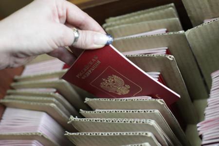 срок оформления загранпаспорта