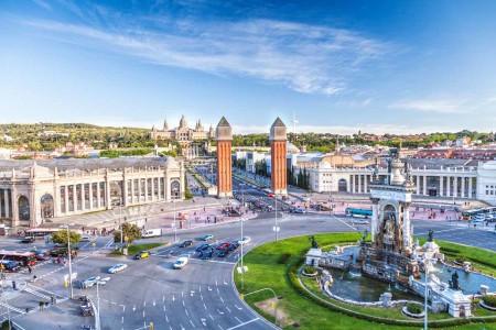 Центр Барселоны, Испания