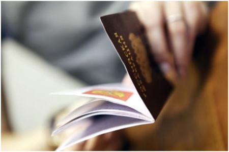 Как сделать и получить загранпаспорт без регистрации