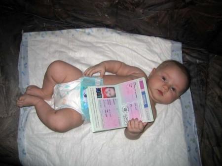 можно ли внести ребенка в загранпаспорт нового образца - фото 10