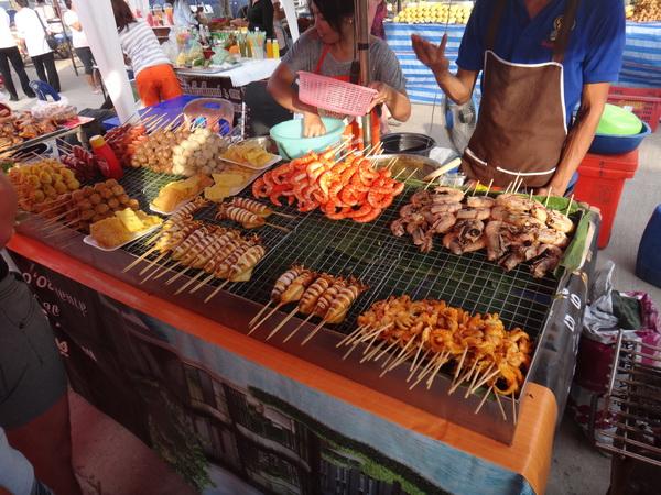 Уровень жизни, цены на еду и транспорт в Паттайе