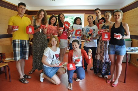Студенты по программе международного обмена