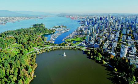 Парк Стенли, Ванкувер