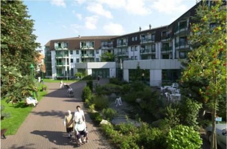 Дом престарелых в Германии