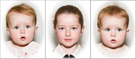 Фото детей на документы