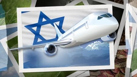 Самолет в Израиль