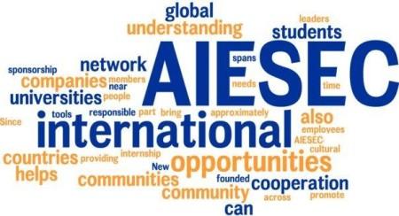 Программа обмена AIESEC