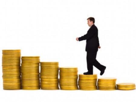 Уровень зарплат