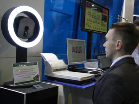 Получение биометрических данных