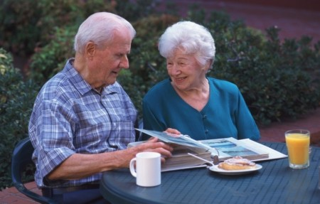 Отдых пенсионеров