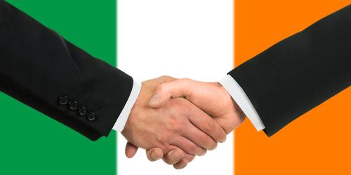 Работа в Дублине