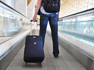 Поездка с чемоданом
