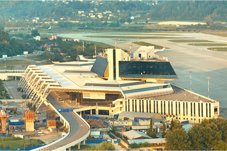 Аэропорт Адлер