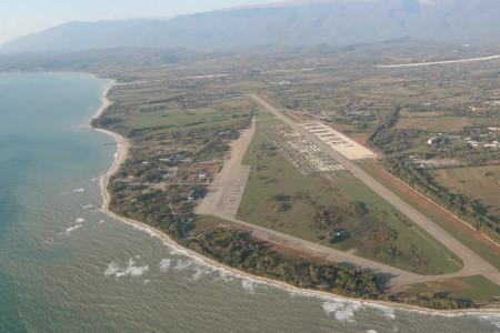 Аэропорт Бабушара в Сухуми