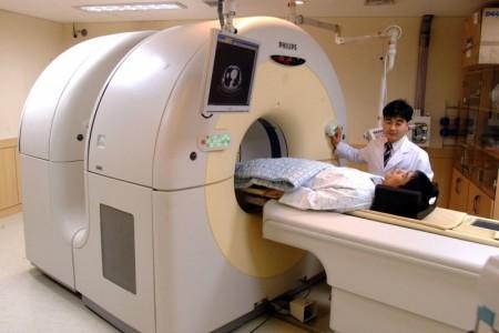 Медицинское обследование в Корее.
