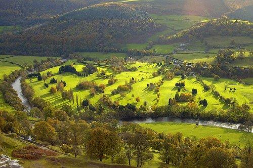 Уэльс, Великобритания