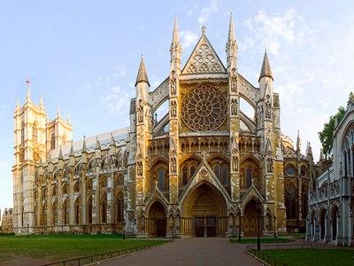 Церковь, Англия