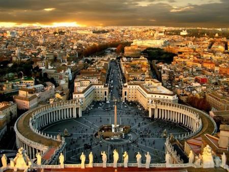 государство-анклав Ватикан